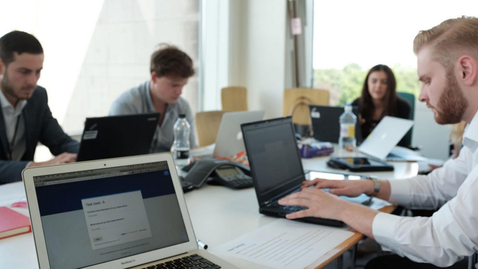 digital transformation user research
